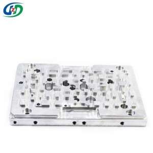 Rapid Delivery for 5 Axis Machining Parts -