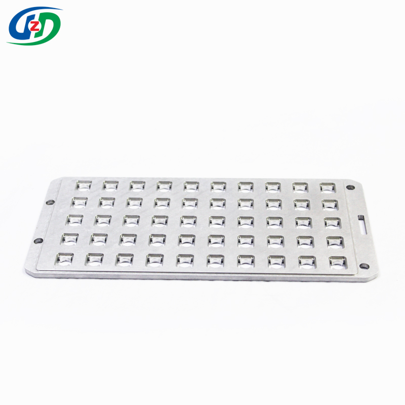 CNC milling,Aluminum alloy carrier Featured Image