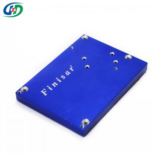 CNC milling,optical communication module box
