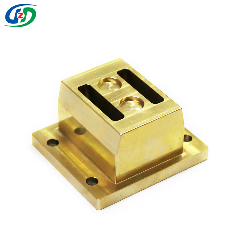 Wholesale Price China Aluminum Block Machining -