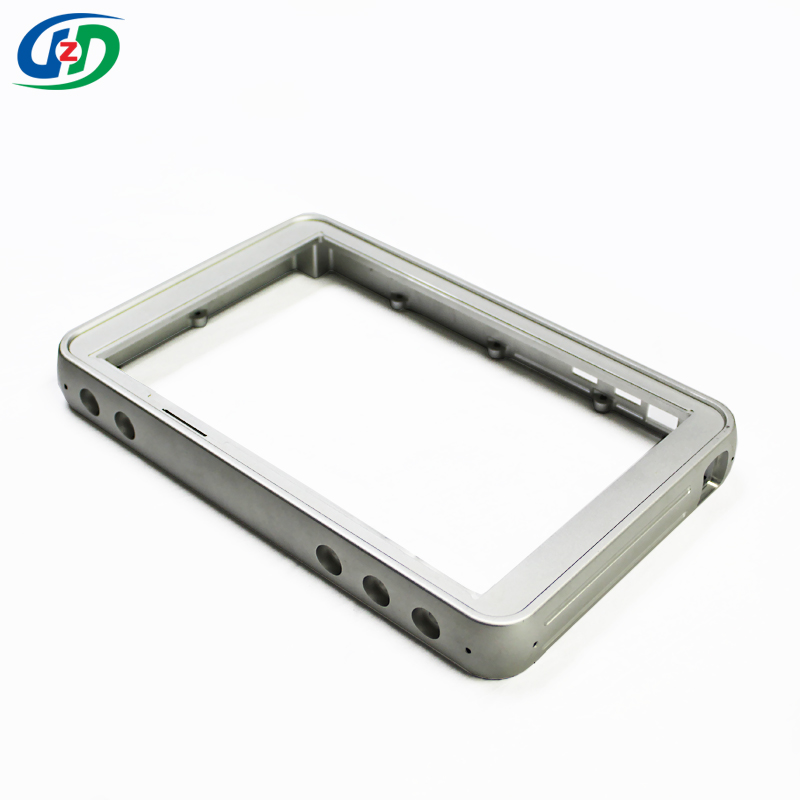 Factory making Aluminum Parts For Motorcycle -