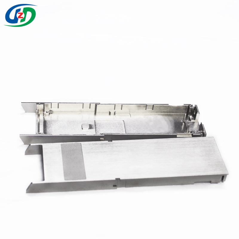 Low MOQ for Customized Cnc Milling Parts -