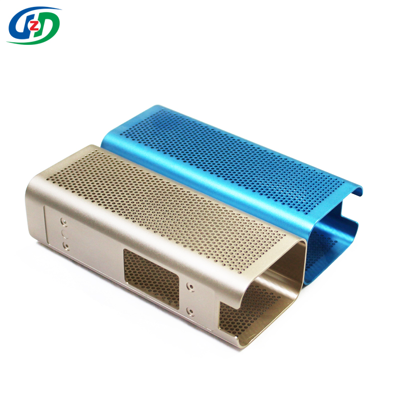 Factory wholesale Cnc Milling Alumminum Parts -