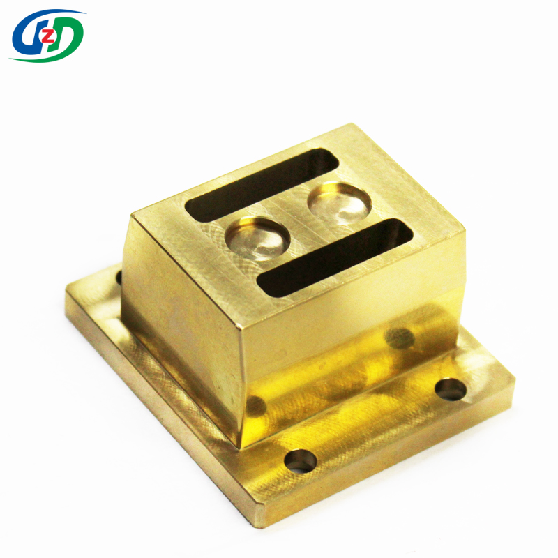 Top Suppliers Custom Aluminum Shock Absorber Parts -