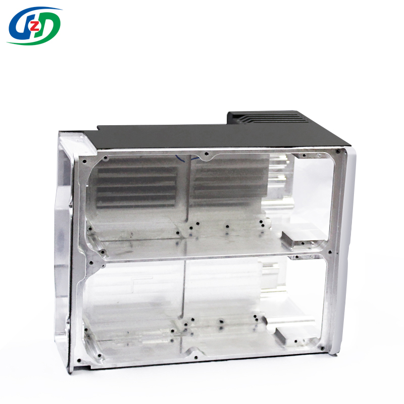 New Delivery for Aluminum Car Amplifier Bottom Case -