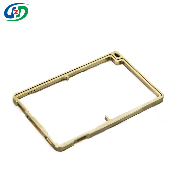 Factory wholesale Cnc Processing Copper Precision Parts -