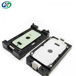 CNC milling,Mobile phone case pressure proof fixture