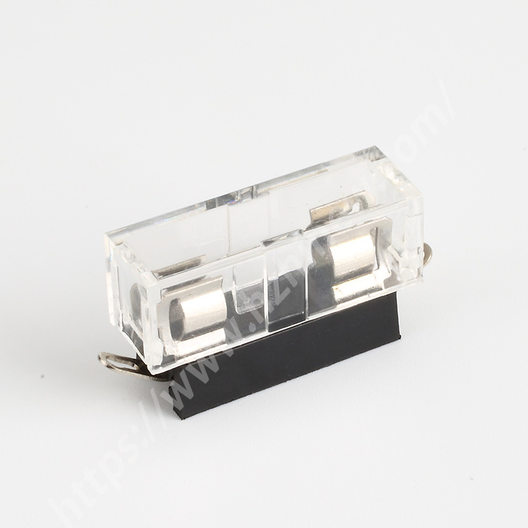 10 amp fuse block,6x30mm,250V,PCB,H3-10C | HINEW Featured Image