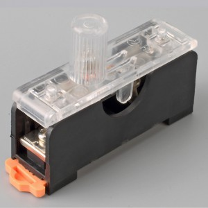 Leading Manufacturer for Mini Blade Auto Fuse Holder - Fuse Holder/ Fuse Box  H3-78 – HINEW Electric