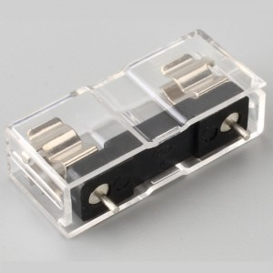 Fuse Holder PCB Mount,panel mount,10A,250VAC, 6 x 30mm | HINEW-MF550