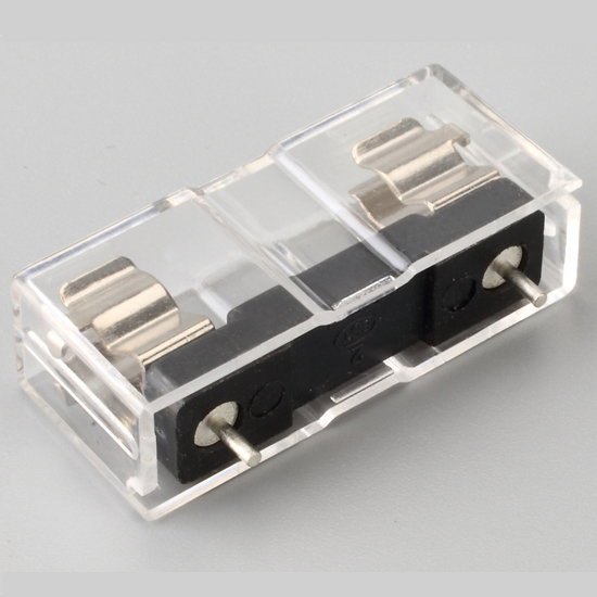 Fuse Holder PCB Mount,panel mount,10A,250VAC, 6 x 30mm | HINEW-MF550 Featured Image