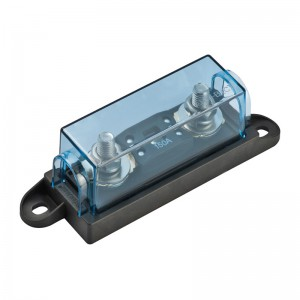 dual fuse holder, 300 amp fuse holder | HINEW-ANM-B