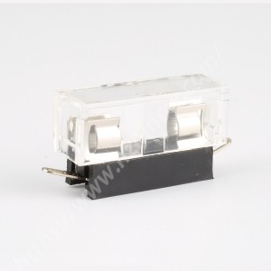 5x20mm fuse holder,250V,10A,PBT,H3-10C | HINEW