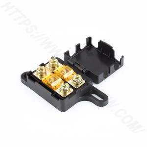 Fuse blocks for cars,32V,48V,72V,200A,AD197 | HINEW