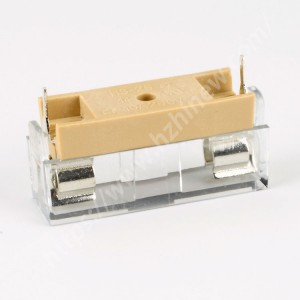 PCB fuse holder 6×30,10A,250V,H3-25 | HINEW