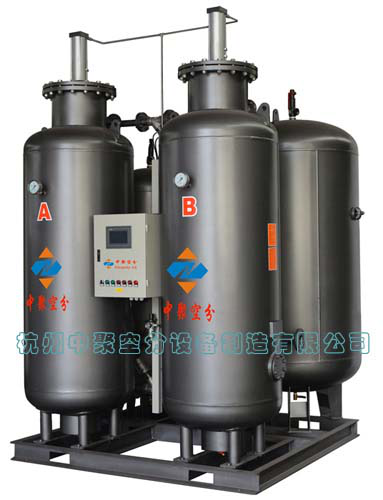 Working principle and technical characteristics of nitrogen making equipment