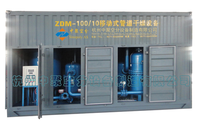 Development prospect of air separation plant