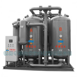 ZDY heat regeneration compressed air dryer