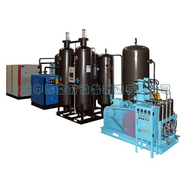 Short Lead Time for Oil Water Separator -