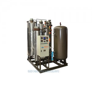 ZNC loaded carbon purification equipment