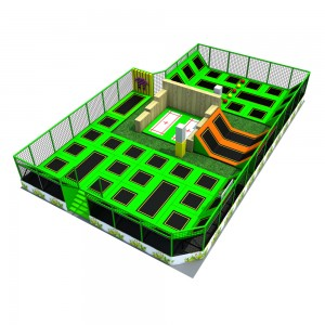 Trampoline Pads High Quality Trampoline Zone Indoor Trampoline Park For Sale