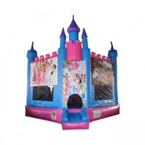 Bouncing Castles,Princess Inflatable Bounce House Commercial