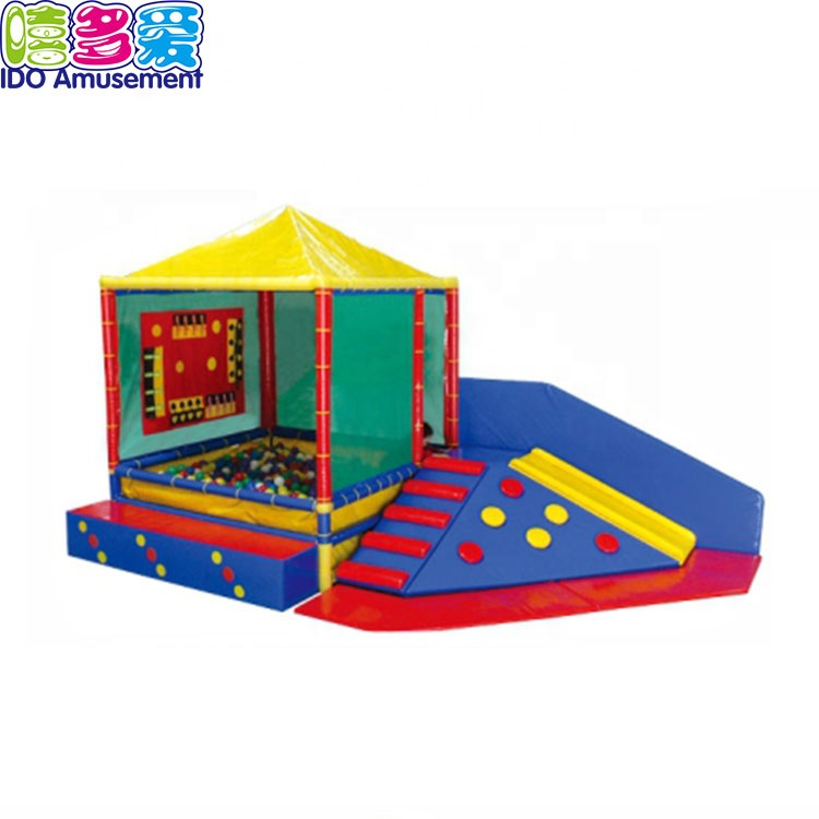 Customized Size Buy Soft Play Climbing Structures Blocks Equipment For Toddlers Cheap Price Hot Sale