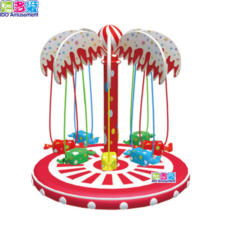 Hot New Products Electric Soft Play Round Water Bed - Kids Hottest Indoor Playground Electric Equipment Sweet Candy Tree Soft Play Turntable for Children – IDO Amusement