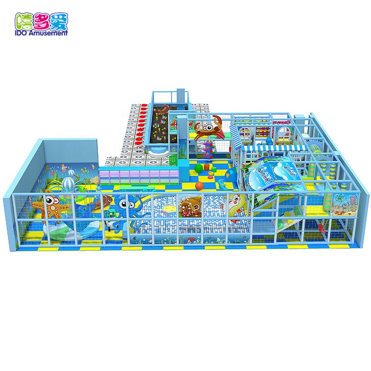 2019 new design children electric indoor playground equipment forsale