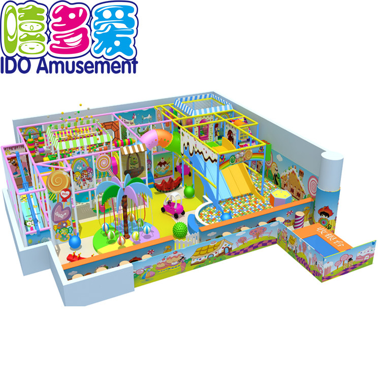 Professional Manufacturer Sale Kids Indoor Play Grounds Structure
