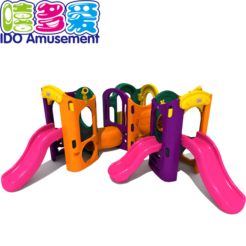 Good Quality Playgrounds For Indoor And Outdoor - Kids Climbing Toy Play Ground Outdoor Playground – IDO Amusement