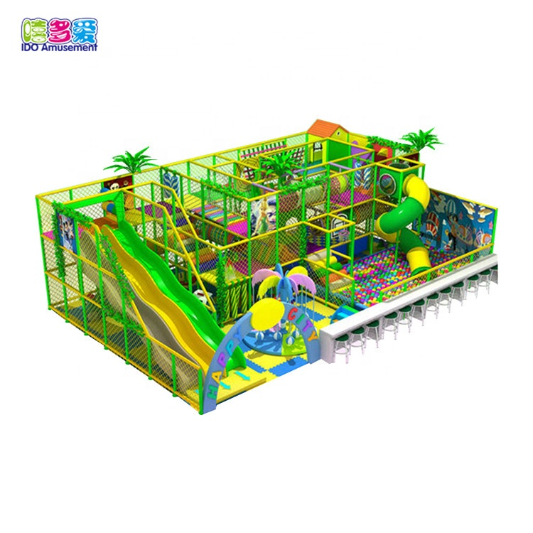 Play Centre Kids Zone Playground Equipment Area