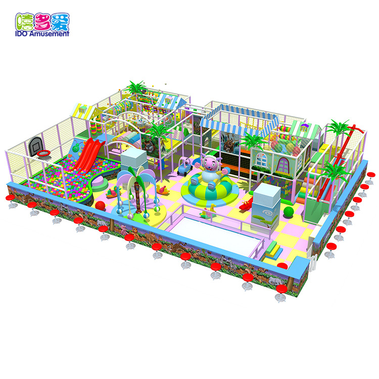 Good Quality Dream World – Ido Amusement Playground Indoor Entertainment Commercial Children – IDO Amusement