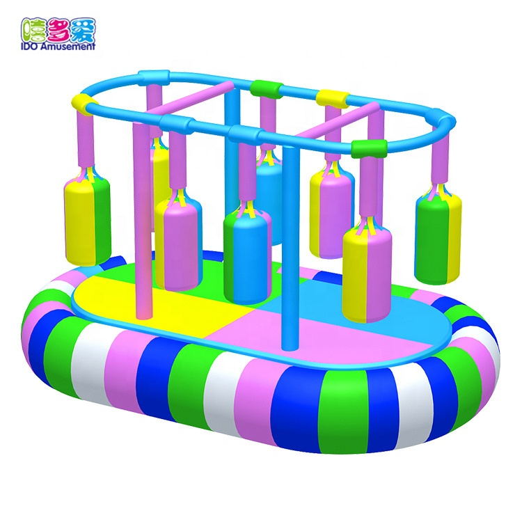2019 wholesale price Electric Games Of Soft Play Area - Kids Electric Soft Play Equipment – IDO Amusement