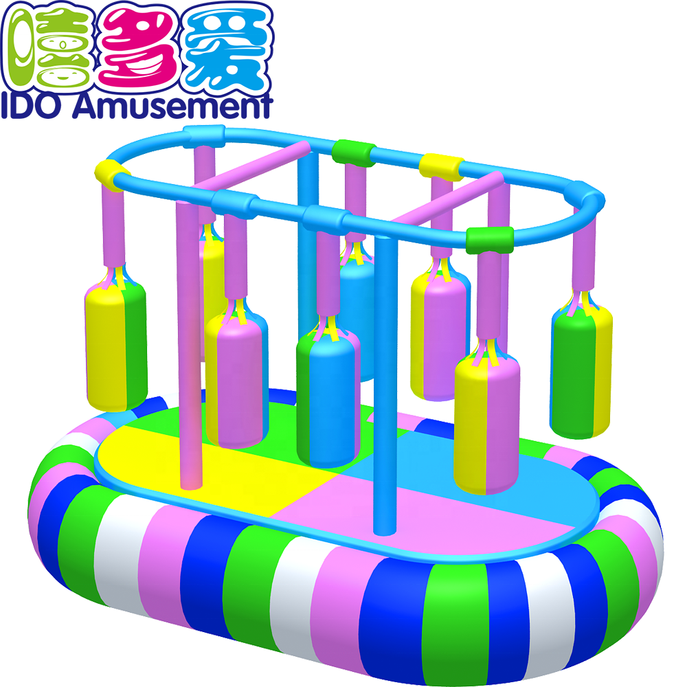 Wholesale Children Indoor Soft Playground - Commercial electric amusement park climbing toys for toddlers – IDO Amusement