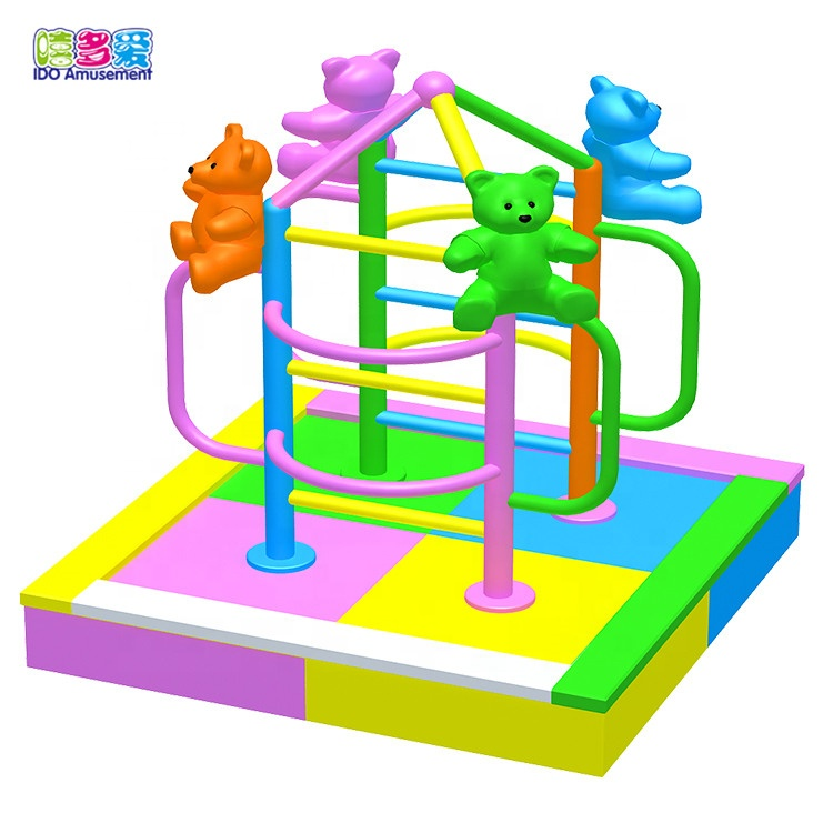 Kids Electric Interactive Soft Play Equipment