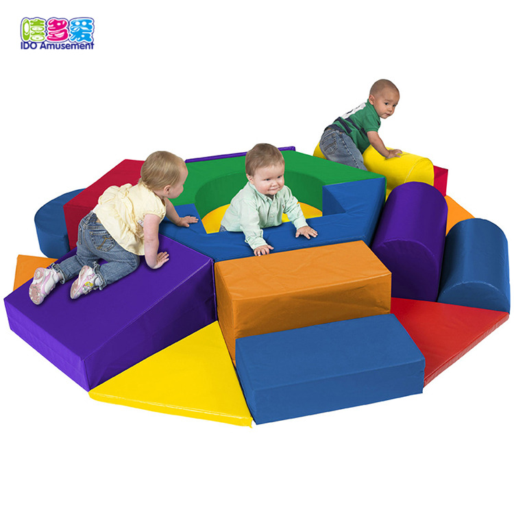High Quality for Indoor Soft Play Areas - Ido Amusement Toddler Soft Play Equipment Area – IDO Amusement