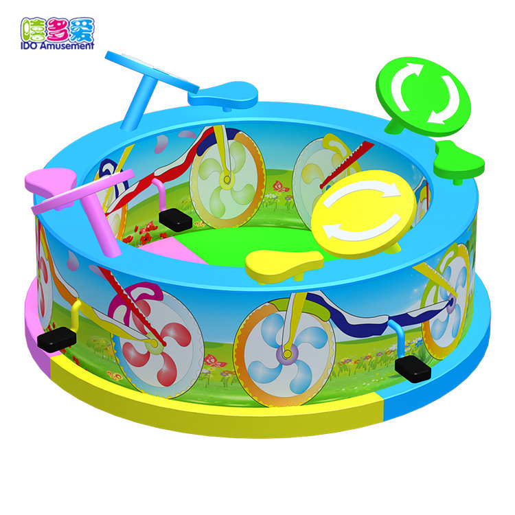 Children Play Equipment,Electric Tricycle Indoor Playground Equipment For Sale