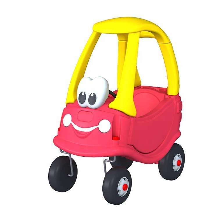 Good Quality Playgrounds For Indoor And Outdoor - IDO outdoor playground items kids outdoor small toy car outdoor playground princess toy car – IDO Amusement