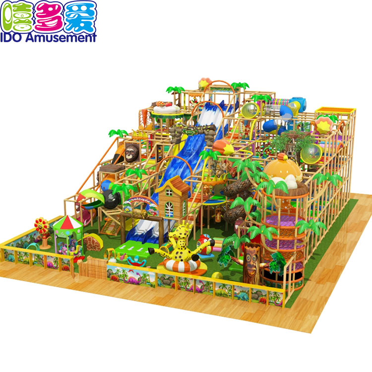 Funny Children Entertainment Play Equipment,Kids Play Items Indoor Structure Playground