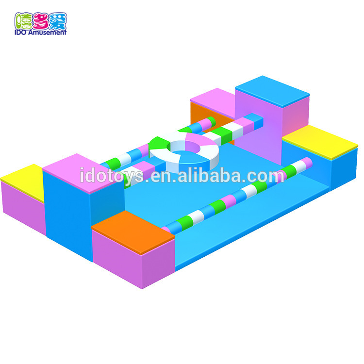 Chinese wholesale Kids Soft Play Music Piano Electric - Commercial Interactive Soft Play Playground Equipment – IDO Amusement