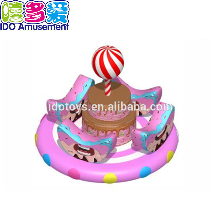 2019 Good Quality Soft Play Electric Toys - Ido Amusement Children'S Soft Play Equipment Rotating For Sale – IDO Amusement