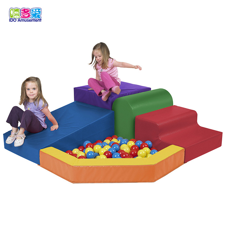 PriceList for Soft Indoor Play House - Ido Amusement Kids Soft Play Ball Pit Wholesale – IDO Amusement
