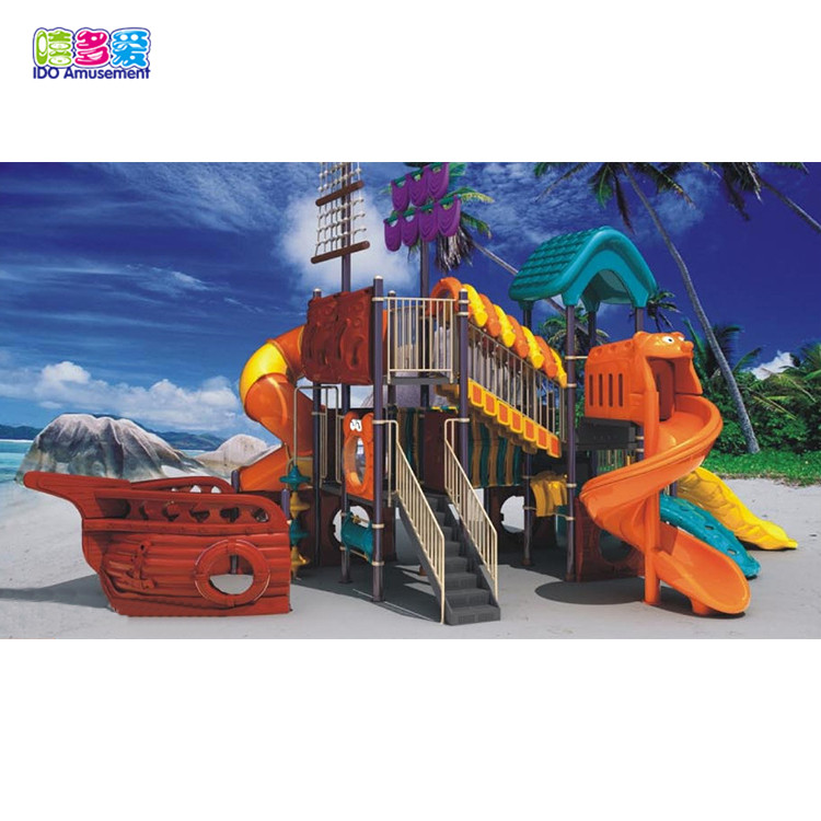 High Quality Wooden Playground Equipment Outdoor – Best Sale Customized Water Park Equipment Playground – IDO Amusement