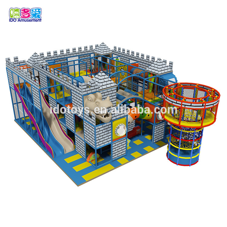 Good Quality Dinosaur Theme – Ido Amusements New Design Children Favourite Catch Air Dinosaur Indoor Playground – IDO Amusement