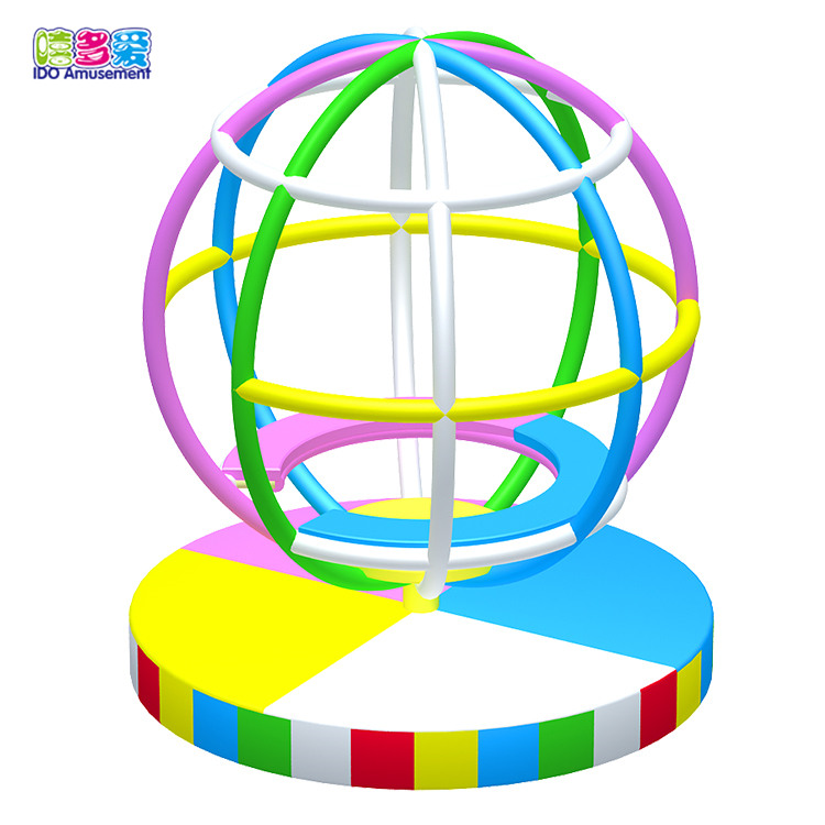 Commercial Electric Indoor Playground Equipment Prices Rotating Globe