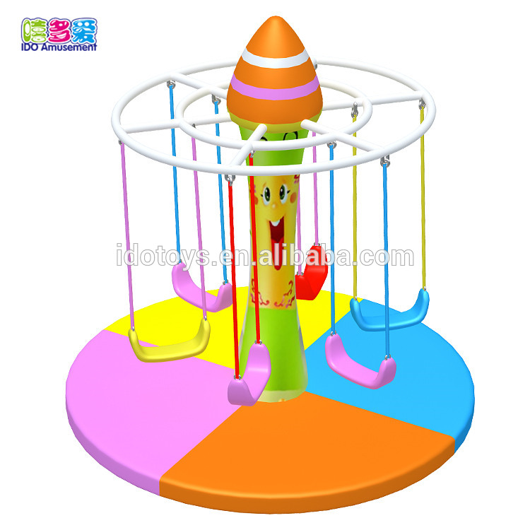 Chinese wholesale Kids Soft Play Music Piano Electric - Baby Swing Electric Soft Play – IDO Amusement