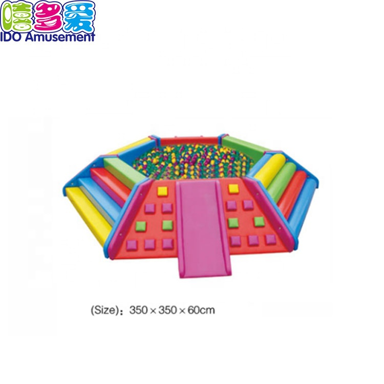 2019 Good Quality Electric Indoor Soft Play - Ido Amusement Customized Size Indoor Soft Foam Play Structures  Sets For Babies To Buy – IDO Amusement