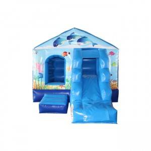 Quality Pvc Material Custom Made Cheap Bouncy Castles Slide To Buy