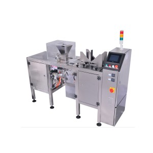 Mini Doypack Premade Pouch Packing Machine